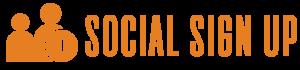 social-signup